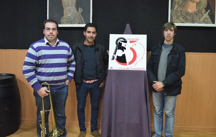 Un logotipo para «la segunda oportunidad de celebrar el cincuentenario» de la banda