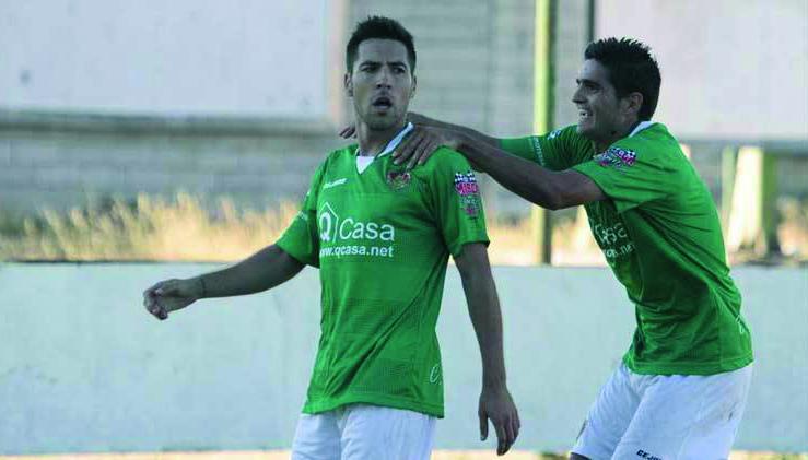 Valverde y Carreño, una dupla utrerana en Cáceres