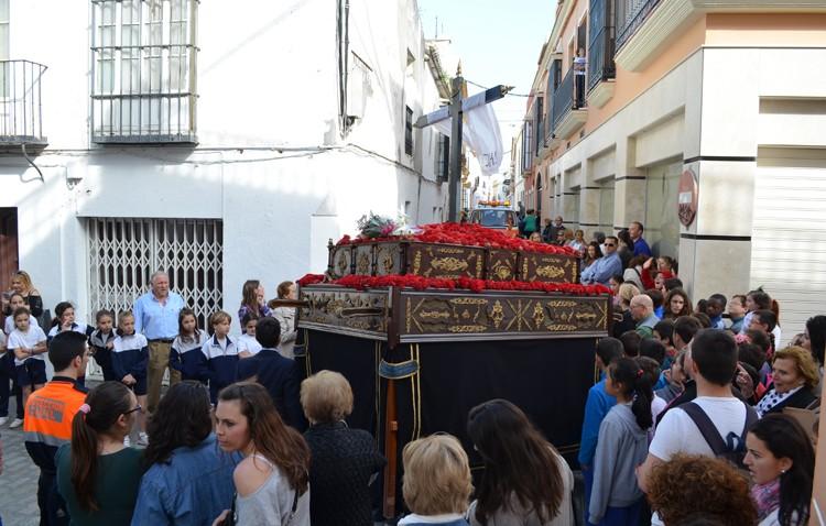 Suspenden la procesión escolar del colegio Rodrigo Caro por las nuevas exigencia de la Junta de Andalucía