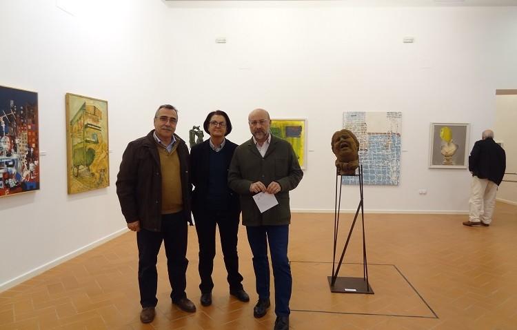 Una exposición de homenaje al instituto Ruiz Gijón