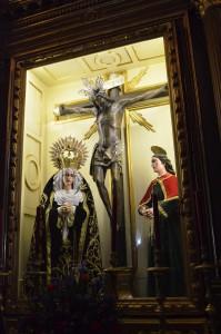 iluminacion artistica capilla cristo santiago