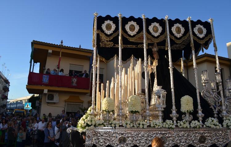 Los Muchachos de Consolación afrontan este Lunes Santo la estación de penitencia más larga de la Semana Santa