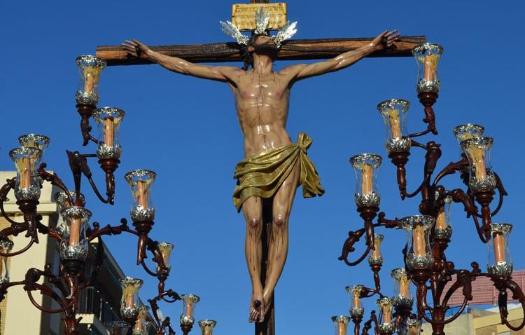 El Cristo del Perdón protagonizará el vía crucis del Consejo de Hermandades en 2016