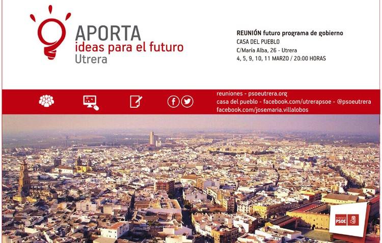 El PSOE abre el proceso de propuestas para su programaelectoral