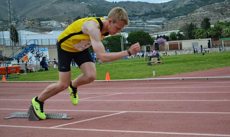 El atletismo utrerano, presente en el Campeonato de Andalucía junior