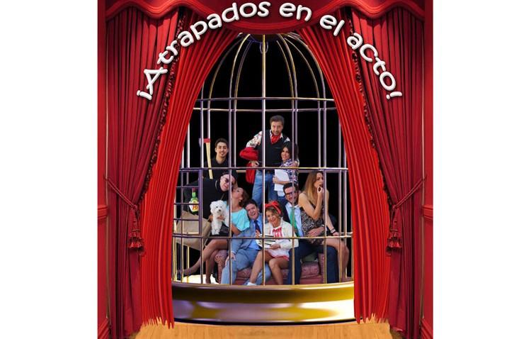 «Atrapados en el acto», el viernes con Guate Teatro