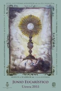 cartel junio eucaristico 2015