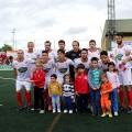 El once inicial del Club Deportivo Utrera