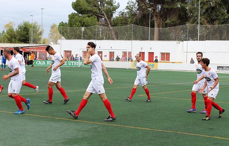 Utrera 3-1 Alcalá: Domingo se viste de héroe
