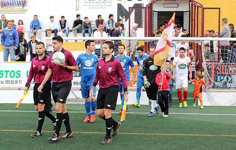 Utrera 7-0 Conil: Festival de goles en el San Juan Bosco