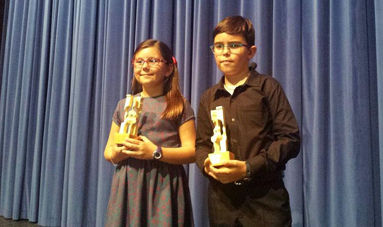 Dos alumnos del conservatorio de Utrera, premiados en el concurso nacional de jóvenes intérpretes