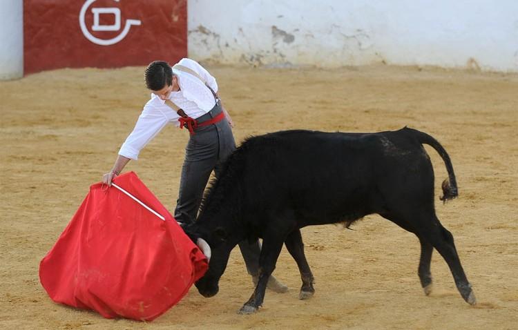 Curro Durán inicia temporada en Utrera