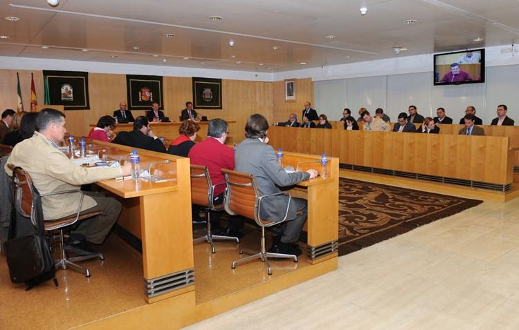 Diputación muestra su respaldo a la segregación de El Palmar de Troya