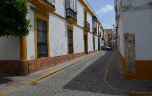 Calle Menéndez Pelayo