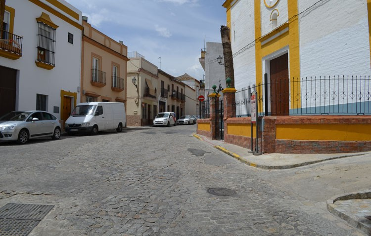 Las calles San Fernando, Menéndez Pelayo y Catalina de Perea serán reurbanizadas