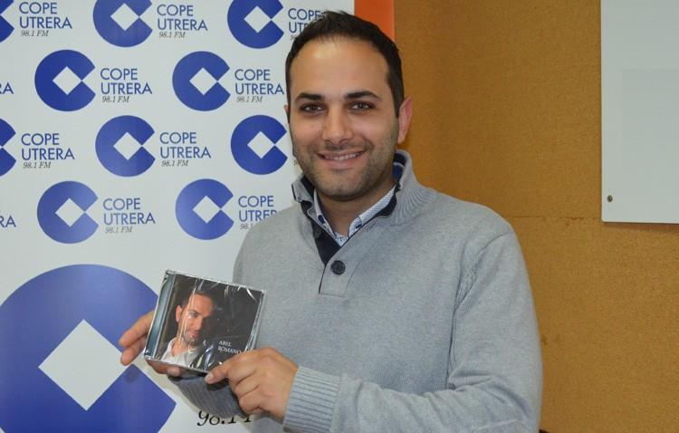 Abel Romano presenta su disco en la calle Ancha