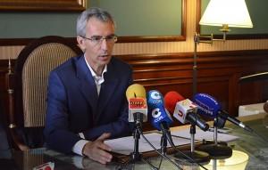 El de 2015 fue el último presupuesto elaborado por el gobierno de Francisco Jiménez