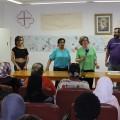 caritas santiago taller inmigracion clausura 2015