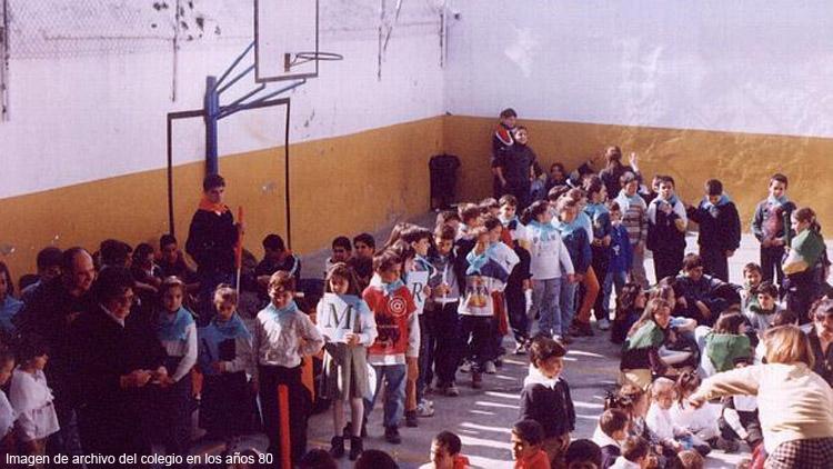 Un repaso por la historia del colegio Sagrado Corazón, «La Academia»