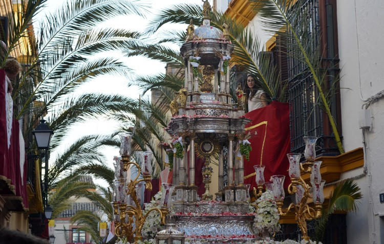 Cierre de gala al «Junio eucarístico» con el «Corpus Chico» (GALERÍA)