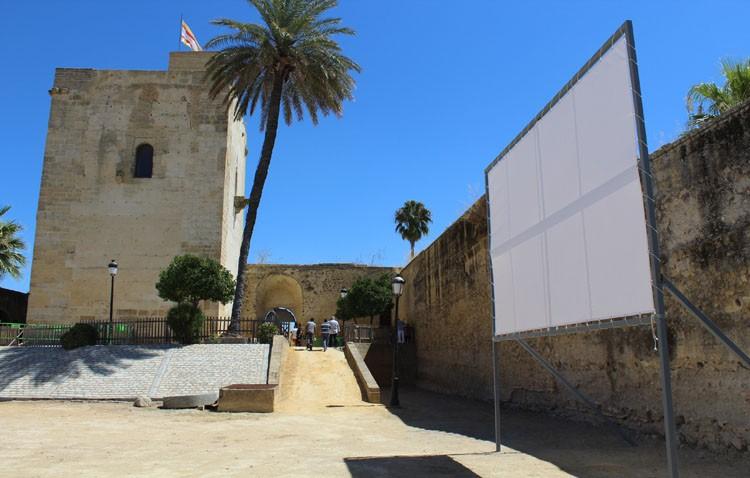 Semana de cine en el Castillo de Utrera