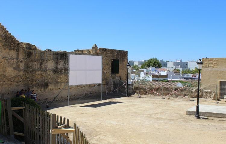 Agotadas en dos horas las invitaciones para el cine de verano del Castillo