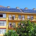 La política del estado con la energía solar está generando mucha polémica