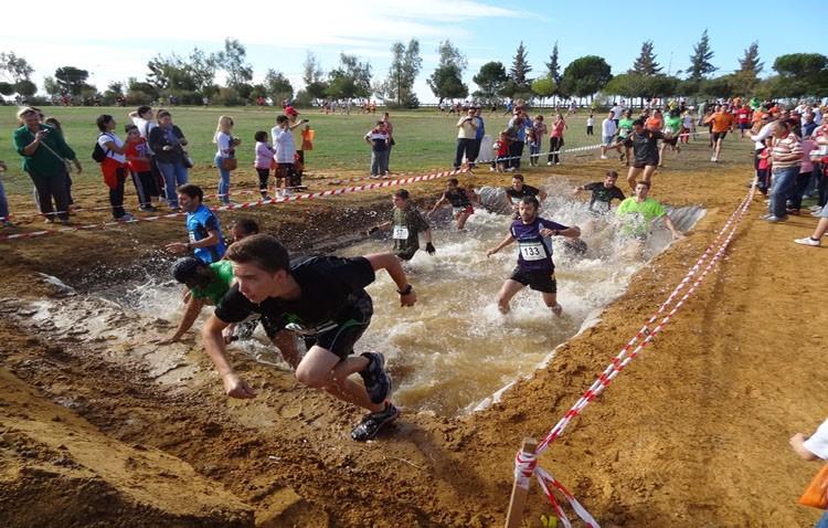 Deporte y diversión en el parque del V Centenario