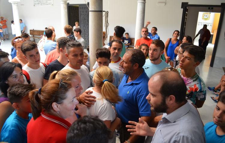 El PA teme que el Ayuntamiento pierda una subvención de 600.000 euros
