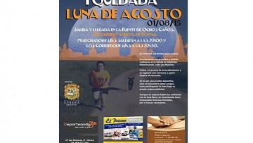 Un grupo de utreranos organiza la «I Quedada Nocturna Luna de Agosto»