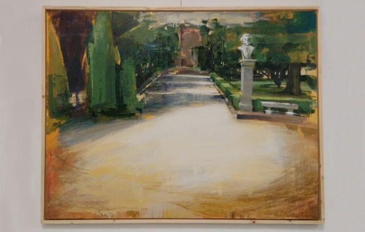 Premio para el pintor utrerano Antonio Rodríguez Ledesma en El Ferrol