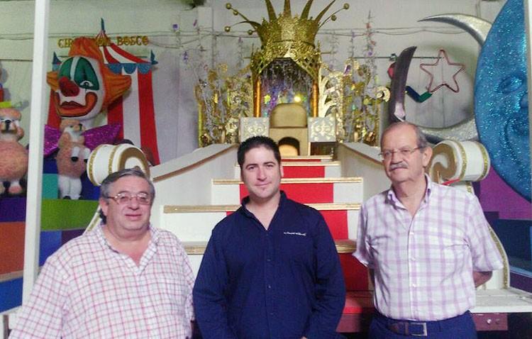 La banda «Santa Cecilia» de Sevilla acompañará a cabalgata de los Reyes Magos en Utrera