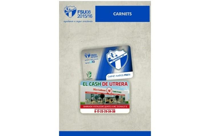 El F.S. Utrera 08 lanza carnets «de amigos» a 5 euros