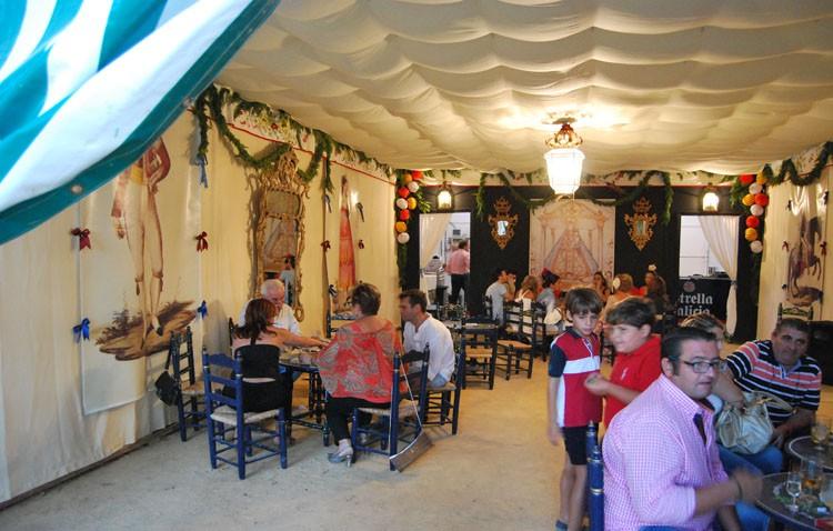 Abierto el plazo de solicitud y renovación de las casetas de la Feria de Consolación