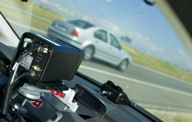 La DGT instala radares móviles en tres carreteras junto a Utrera