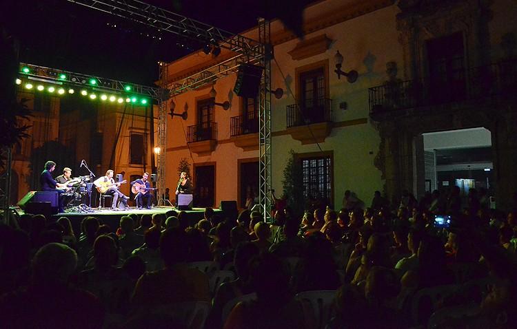Rocío Márquez protagoniza el segundo concierto de «Utrera suena»