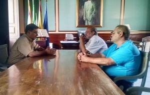 zona azul reunion plataforma y alcalde julio 2015 - 2