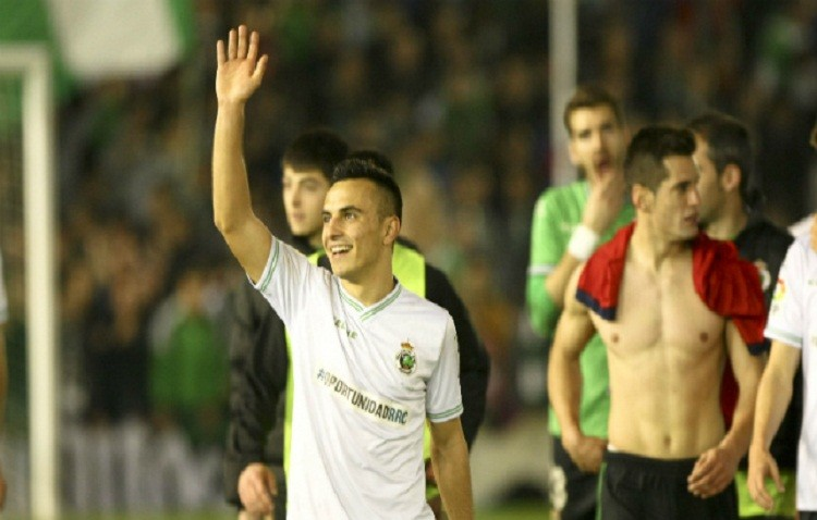 El utrerano Álvaro García, un nuevo cedido al Cádiz CF