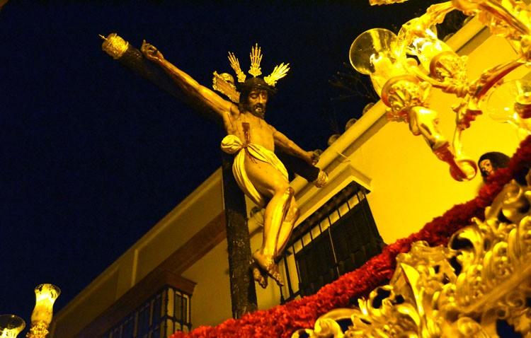 La hermandad de Los Gitanos procesionará con la Banda de Cornetas y Tambores el Amarrao de Ávila
