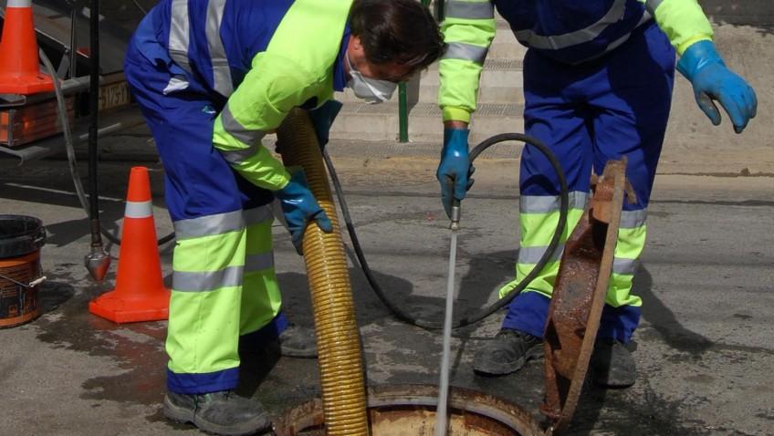 Cortes de agua en varias zonas de Utrera por trabajos del Huesna