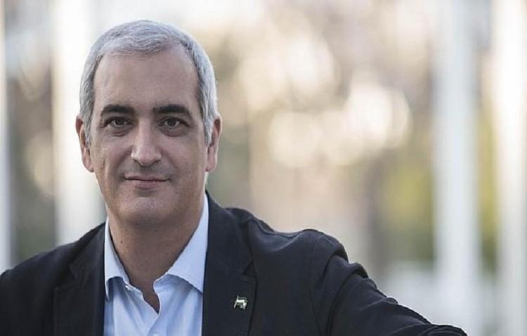 Declaraciones del secretario general del Partido Andalucista de cara al futuro de la formación en el congreso de septiembre