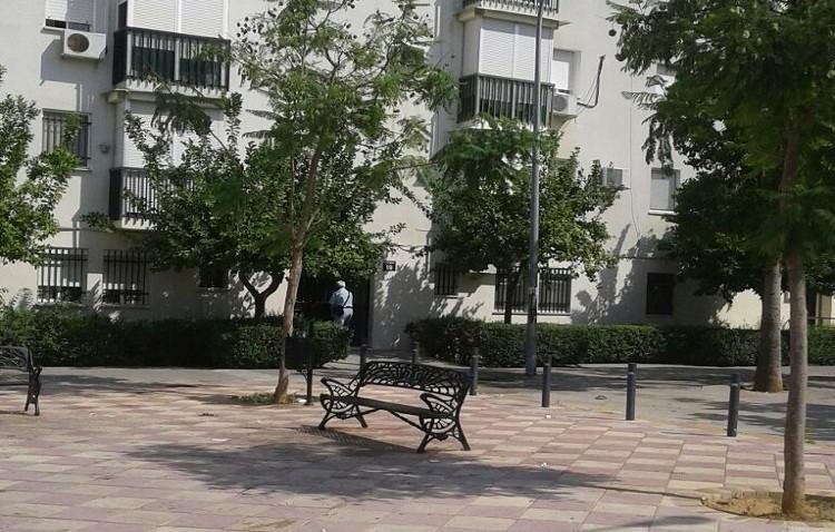 El Tinte reclama «más dureza» en la actuación policial por los actos vandálicos en la barriada