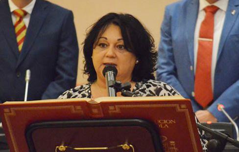 Carmela López (PA): «Parece que el mundo se ha creado desde que Villalobos es alcalde»