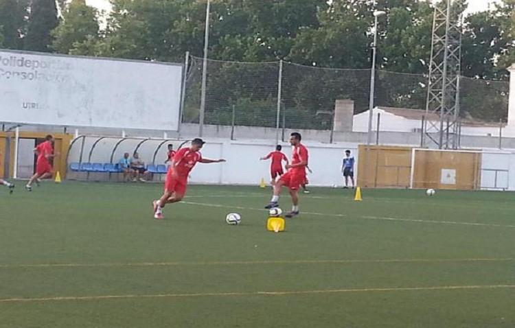 Villafranco 0-4 Utrera: Rodillo utrerano en la segunda parte