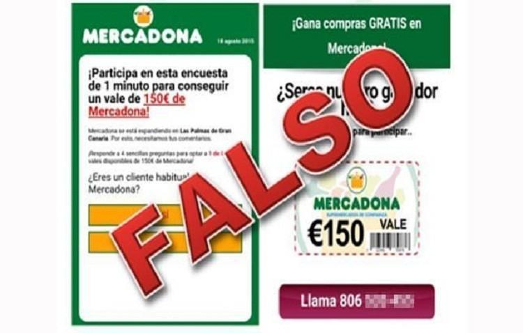 Alertan de una estafa por WhatsApp sobre la expansión de Mercadona en Sevilla