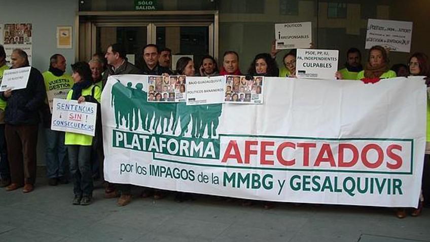 Los juzgados investigan la gestión del PSOE en la Mancomunidad de Municipios del Bajo Guadalquivir