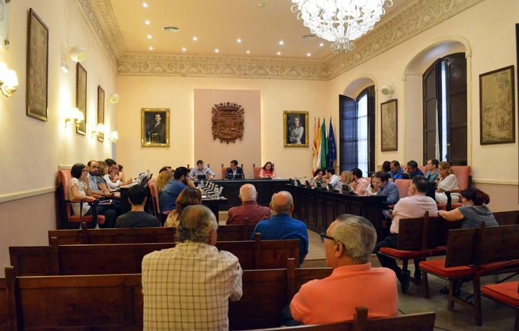 El alcalde se ve obligado a instalar césped artificial en Vistalegre «por imperativo legal», según desvela el Partido Andalucista