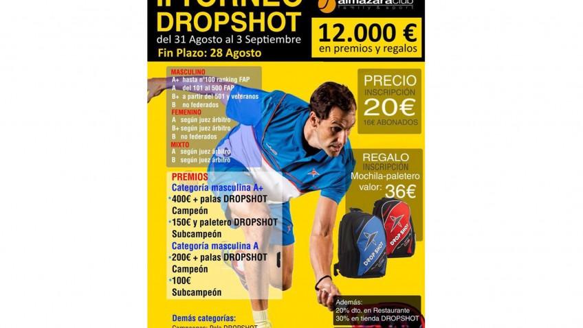 II Torneo Dropshot en Almazara Club de Utrera