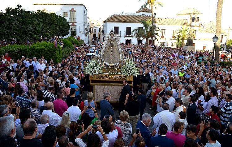 Tres deseos de fervor a la Virgen de la Mesa (GALERÍA)