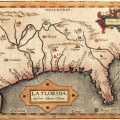 Cartografia La Florida 1584